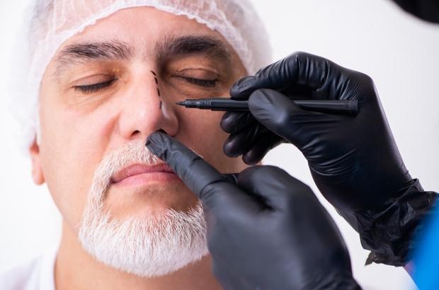 Evden çalışma yaygınlaştı burun ameliyatları çoğaldı Estetik burun ameliyatı sayısı artıyor