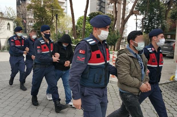 Hırsızlık suçundan serbest, sokağa çıkma kısıtlamasından 10 bin lira ceza