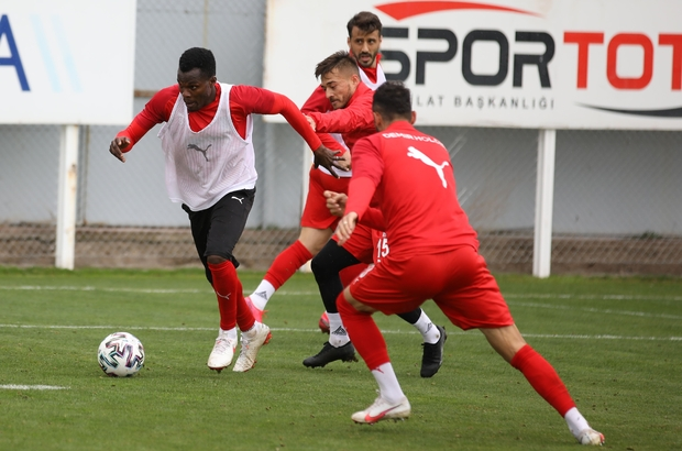 DG Sivasspor, Beşiktaş maçına hazır