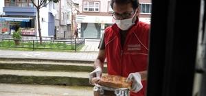 Ortahisar'dan hem lokantacı esnafına hem ihtiyaç sahiplerine Ramazan desteği