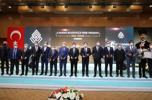Burdur Belediyesi'ne Geleneksel Alyazma Kilim Projesi ödülü