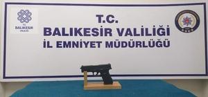 Balıkesir'de Huzur operasyonları: 16 kişiye gözaltı