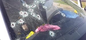 Şanlıurfa'da kanlı pusu: 1 ölü, 1 yaralı Delik deşik ettikleri aracın sürücüsü hayatını kaybetti Genç kız abisinin silahını alıp saldırganlara karşılık verdi