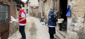 Balıkesir'de evlere paket iftar servisi