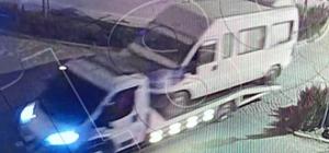 Hırsızların cesareti herkesi şaşırttı Datça'dan çekiciye yüklenerek çalınan minibüs, Milas'ta bulundu