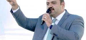 Başkan Orhan'dan soykırım ifadesine sert tepki