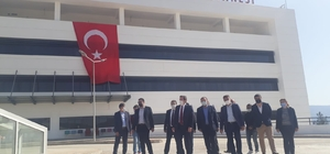 Vali Orhan Tavlı, Yatağan'da yatırım ve projeleri İnceledi