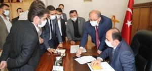 Başkan Altay, 28 ilçenin tamamını bahar aylarında ziyaret etti