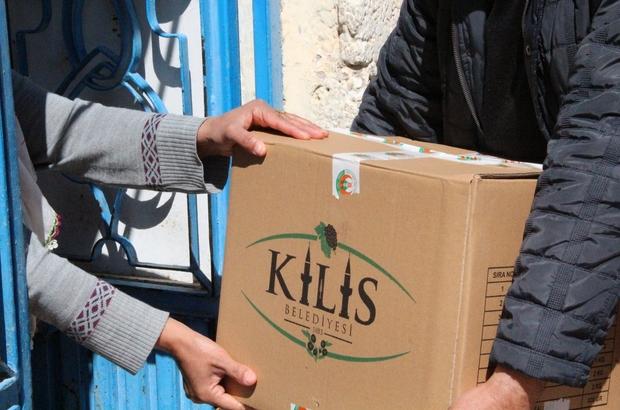 7 bin kişiye Ramazan yardımı dağıtımı tamamlandı