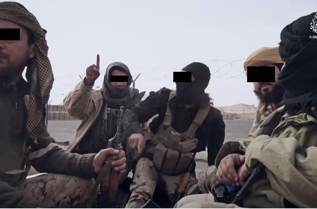 DEAŞ'ın kanlı eylem videolarındaki 4 kişi yakalandı Örgütün eylemlerinde görev yapan infazcılar Sakarya'da gözaltına alındı