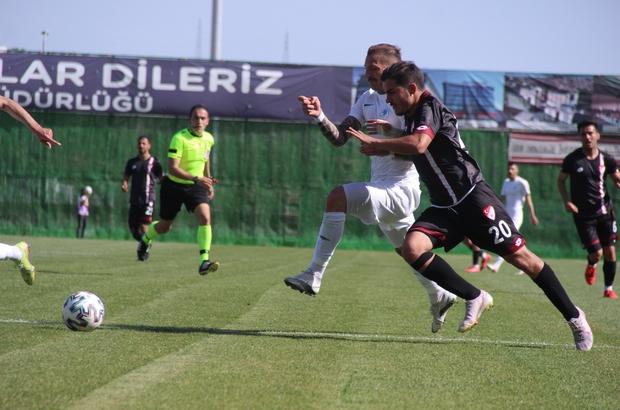 2. Lig: Elazığspor: 7 - Mamak FK: 1
