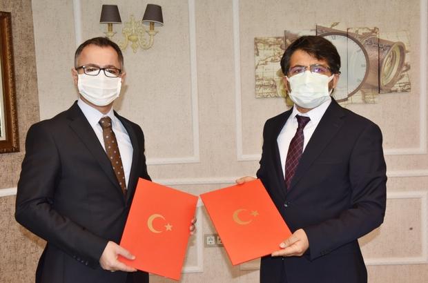 DÜ ile Kayapınar Belediyesi arasında iş birliği protokolü imzalandı