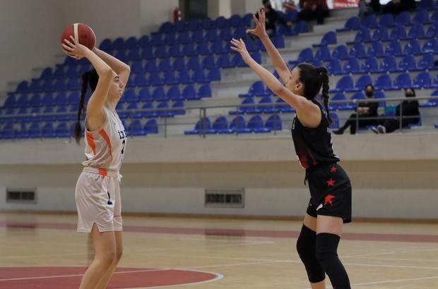 Turgutlu Belediyespor Kadın Basketbol Takımı doludizgin