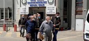 Depremde Bayraklı'da yıkılan binalarla ilgili gözaltı sayısı 20'ye yükseldi İzmir depremi ile ilgili bilirkişi raporları sonrası gözaltına alınanlar suçu müteahhide attı
