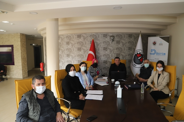 DTSO olağan meclis toplantısı gerçekleştirildi