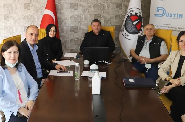 DTSO toplu komite toplantısı gerçekleştirildi