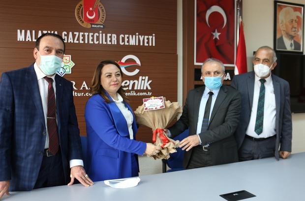 Rektör Karabulut'tan sağlıkçılara saygı vurgusu