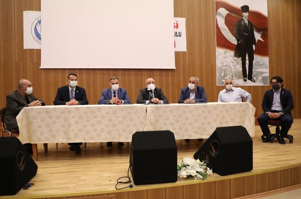 Kayseri Üniversitesi Develi Seyrani Kampüsüne Hayırsever Desteği