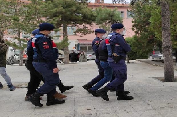 Jandarmanın uyuşturucu operasyonu, 3 gözaltı