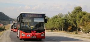 Manisa'da ALES'e girecek adaylara otobüs desteği