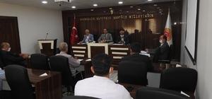 İl Genel Meclisi Olağanüstü toplandı