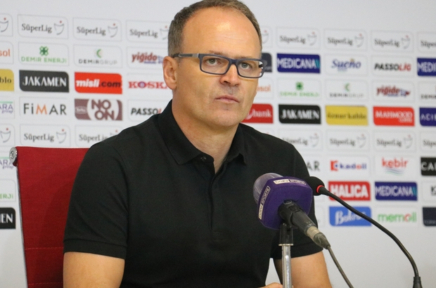 """İrfan Buz: """"88'de yenilmek üzücü"""" Yeni Malatyaspor Teknik Direktörü İrfan Buz: """"Önemli bir rakibe karşı 1-0 kaybettik"""""""