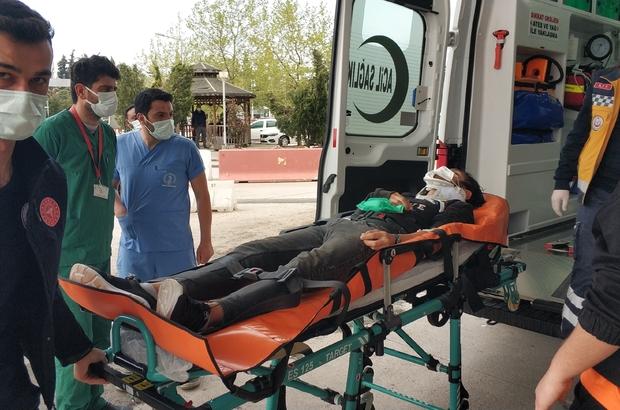 Samsun'da parkta saldırıya uğrayan 17 yaşındaki genç hastanelik oldu