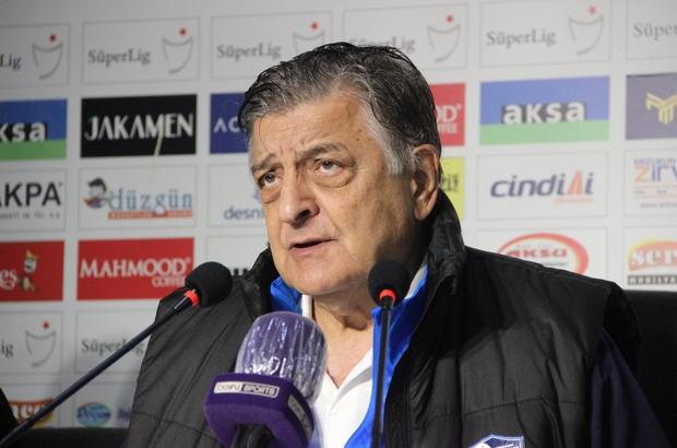 """Yılmaz Vural: """"Fenerbahçe maçına odaklanmalıyız"""" BB Erzurumspor Teknik Direktörü Yılmaz Vural: """"Bugün maçı bana göre şansı olan kazandı"""""""