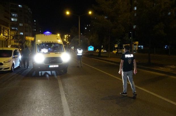 17 günlük kısıtlamayla Diyarbakır'da polis denetimi başladı