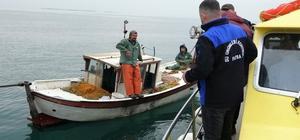 Ordu'da av yasağına sıkı denetim Tarım ve Orman Müdürlüğü ekipleri, denizlerdeki usulsüz avcılığı önlemek adına görev başında Nesli tükenme tehlikesinde olan kalkan avını engellemek ve usulsüz avcılığın önüne geçmek için çabalayan ekipler, denizde yoğun mesai harcıyor