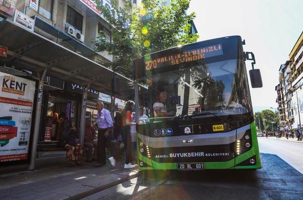 Büyükşehrin 10 otobüs hattı ALES için çalışacak