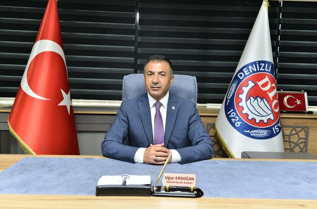 """Başkan Erdoğan, """"Denizli olarak, yılın ilk 3 ayında 141 ülkeye ihracat yaptık"""" Başkan Erdoğan ihracat verilerini değerlendirdi"""