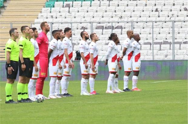 Antalyaspor beraberliğe abone Antalyaspor beraberlikte zirveyi DG Sivasspor ile paylaşıyor