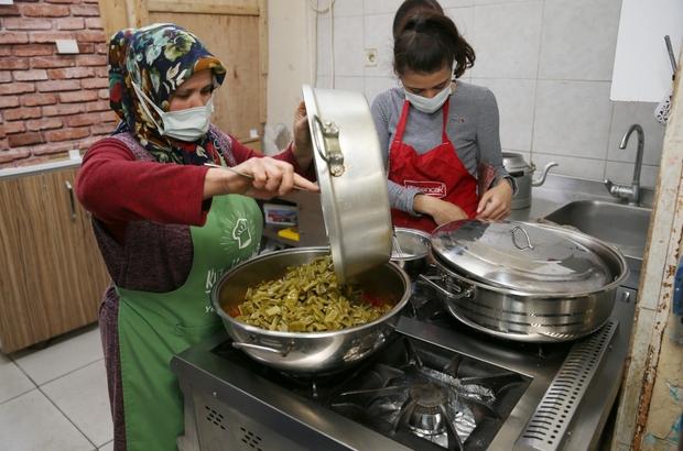 70 lokanta hayırseverlerin yardımıyla iftar yemeği hazırlıyor İyilik hareketi esnafa can suyu oluyor