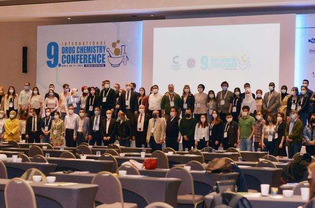 9. İlaç Kimyası Kongresine Atatürk Üniversitesi desteği
