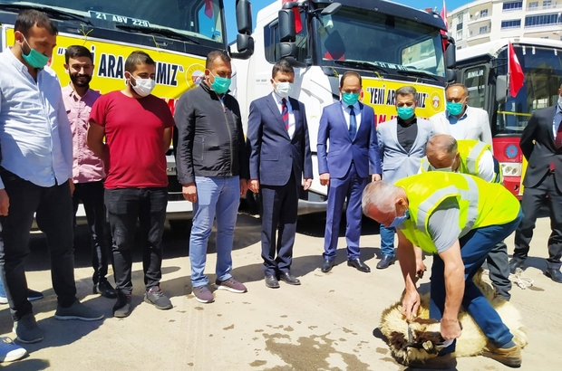 Silvan Belediyesi araç filosunu güçlendirdi