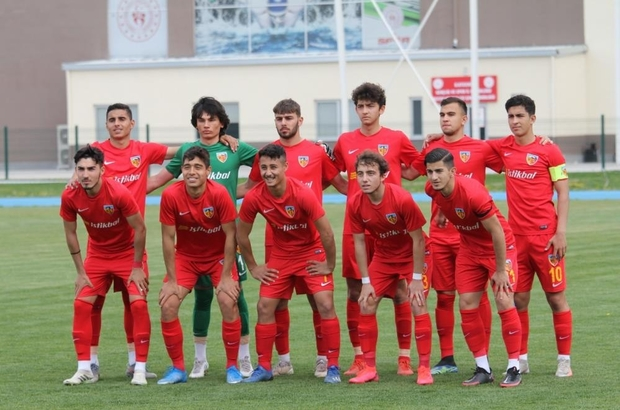 U19 Denizlispor, ligde galibiyet arıyor U19 Süper Ligi 9. haftada Denizlispor-Kayserispor: 1-1