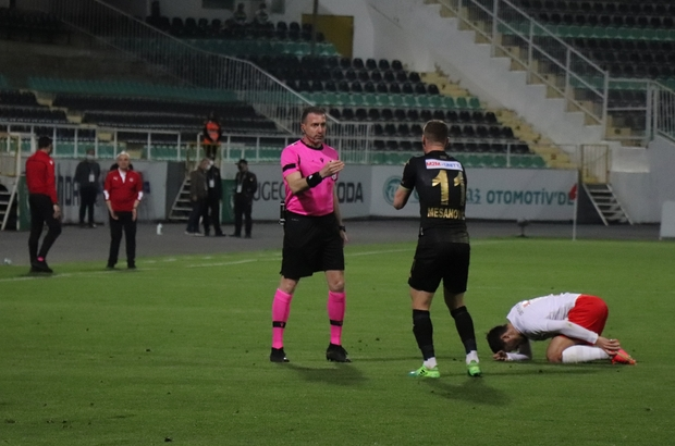 Denizlispor - Rizespor maçında Göçek düdük çalacak