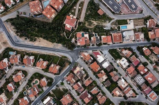 Enver Reis Caddesi'nde yenileme çalışmaları tamamlandı