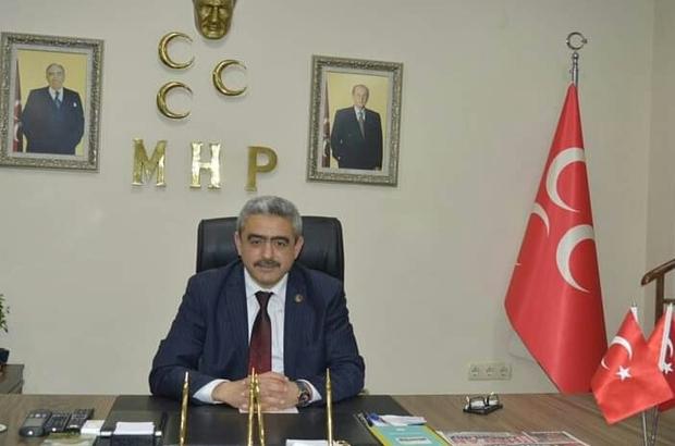 MHP Aydın İl Başkanı Alıcık'ın '1 Mayıs Emek ve Dayanışma Günü' mesajı