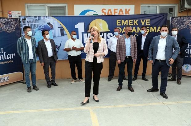 Merkezefendi Belediye Başkanı Doğan'dan personele bayram müjdesi