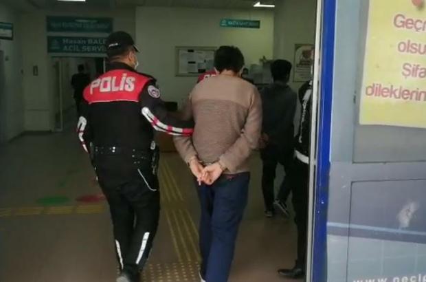 Kahramanmaraş'ta son bir haftada 43 kişi tutuklandı