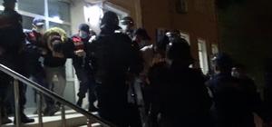 Uzman çavuşu darp ve gasp iddiasına 9 tutuklama Gasp iddiasına rekor tutuklama