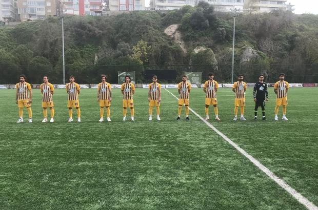 Belediye Derincespor hükmen galip Ligden düşmesi kesinleşen Payasspor maça çıkmadı
