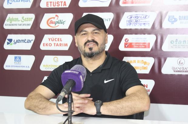 """Mustafa İzgi: """"Altyapıdan yetişen oyuncularımızla maçı aldık"""""""