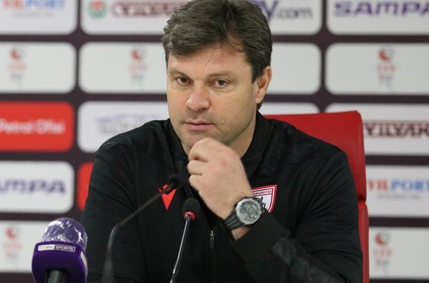 """Ertuğrul Sağlam: """"Bursaspor şampiyonluğu gibi Samsunspor ile de son hafta şampiyon olacağız"""""""