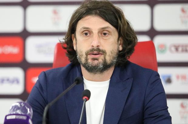 """Mehmet Ak: """"Maçı çevirmek için elimizden geleni yaptık"""""""