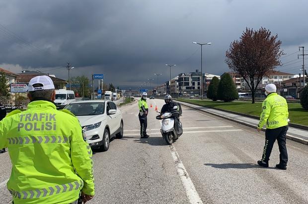 Araçlar denetlendi, sürücüler uyarıldı