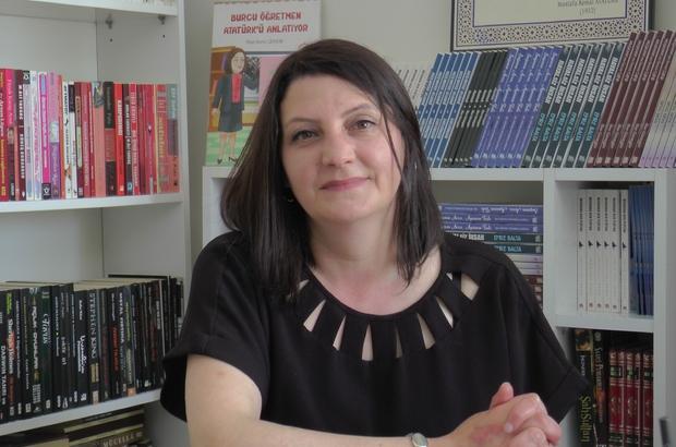 """'Okuma aşkı' kadın girişimciyi yayınevi sahibi yaptı Kadın Girişimci Servet Selçuk: """"Ben kadınım yapamam demedim, inandım ve başardım"""""""