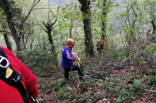 Kısıtlamada kamp sevdası canından etti Bursa'da 50 metrelik kayalıklardan düşen adam feci şekilde can verdi
